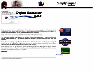 simplysup.com screenshot