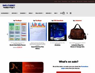simplythebest.net screenshot