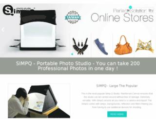 simpq.in screenshot