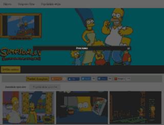 simpsoni.lv screenshot