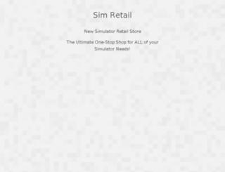 simretail.com screenshot