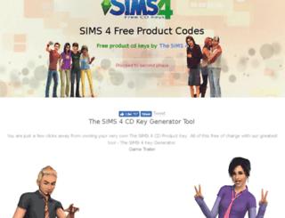 sims4cdkey.com screenshot