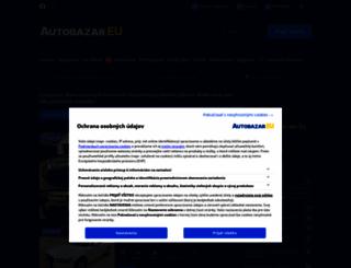 simson.autobazar.eu screenshot