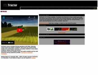 simtractor.com screenshot