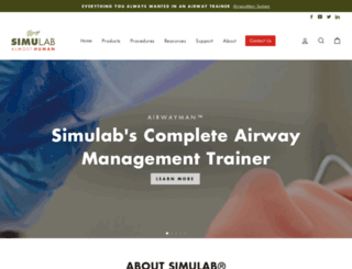 simulab.com screenshot
