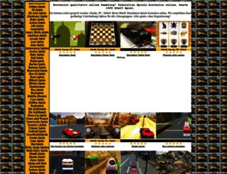 simulation-spiele.onlinespiele1.com screenshot