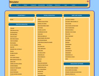 simulator.allepaginas.nl screenshot