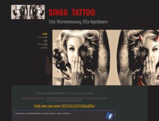 sin66.nl screenshot