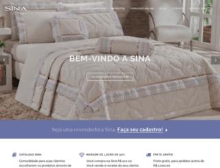 sina.com.br screenshot