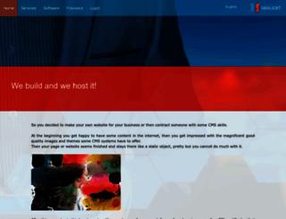 sinalsoft.com screenshot