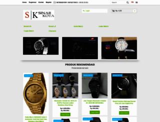 sinar-kota.com screenshot
