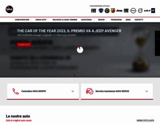 sinaspa.com screenshot