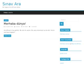 sinavara.com screenshot