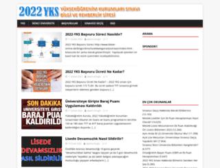 sinavsizgecis.com screenshot