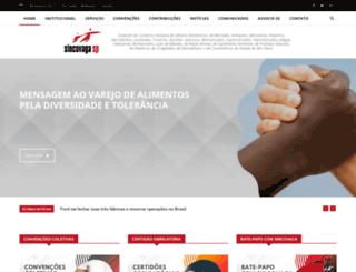 sincovaga.com.br screenshot