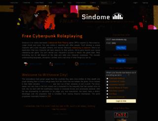 sindome.org screenshot