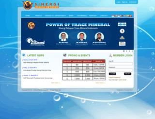 sinergiglobal.com screenshot