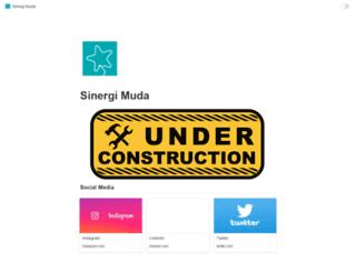 sinergimuda.org screenshot