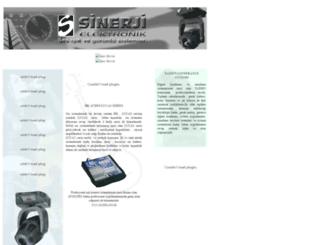 sinerjiltd.com screenshot