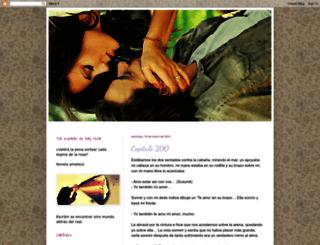 sinespinasnohayrosa.blogspot.com.ar screenshot