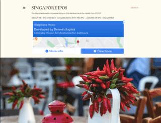 singapore-ipos.blogspot.com screenshot