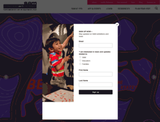 singaporeartmuseum.sg screenshot