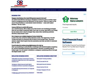 singaporebizservices.com screenshot