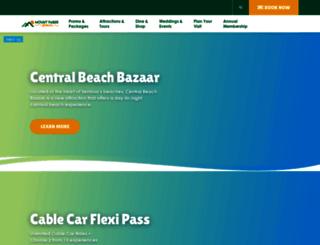 singaporecablecar.com.sg screenshot