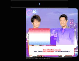 singaporeok.mediacorptv.sg screenshot