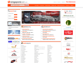 singaporeseek.com screenshot