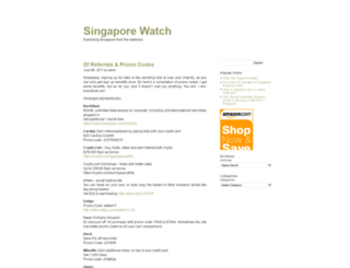 singaporewatch.org screenshot