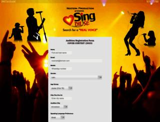 singdilse.com screenshot