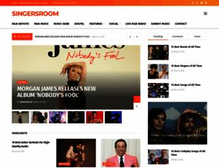 singersroom.com screenshot