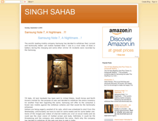 singhsahab.com screenshot