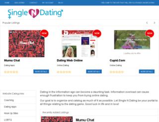 singlendating.net screenshot
