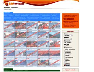 singlereisen.bildkontakte.de screenshot