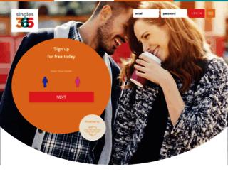 singles365.com screenshot