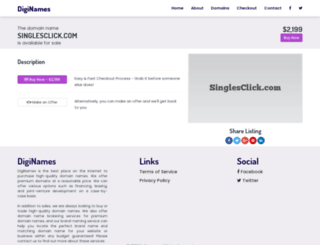 singlesclick.com screenshot