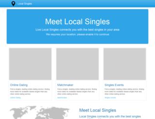 singlesdate.com screenshot