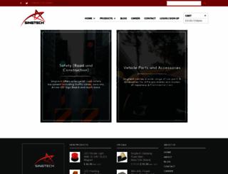 singtech.com.sg screenshot
