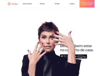singu.com.br screenshot