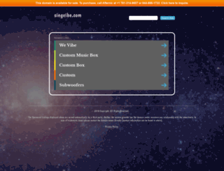 singvibe.com screenshot