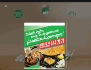 siniborek.com.tr screenshot