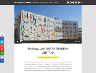 sinpasartedelaraya.com screenshot