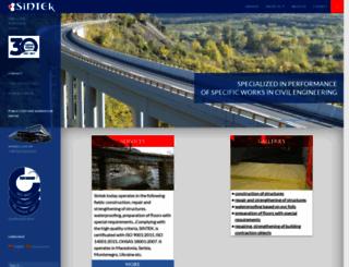 sintek.com.mk screenshot