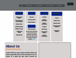 sintelsat.com screenshot