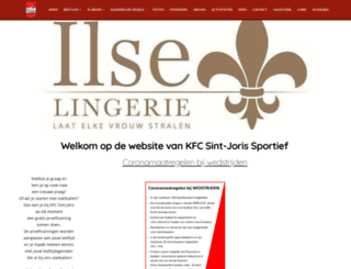 sintjorissportief.com screenshot