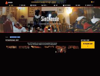 sintneede.nl screenshot