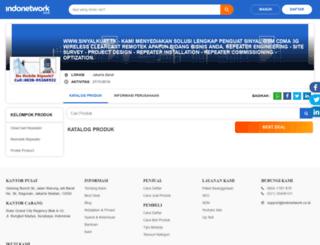 sinyalkuat.indonetwork.co.id screenshot