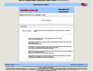 siodla.com.pl screenshot